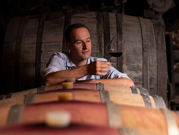 Neu im Sortiment: Überragender Weingenuss von Luis Oberrauch, dem «jungen Wilden» aus dem Südtirol.